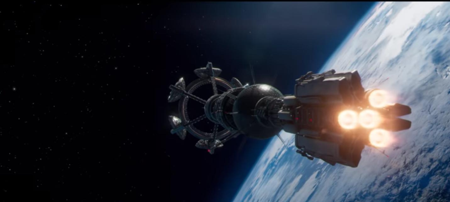 SDCC 2018: Новый трейлер Nightflyers — сериала по фантастике Джорджа Мартина
