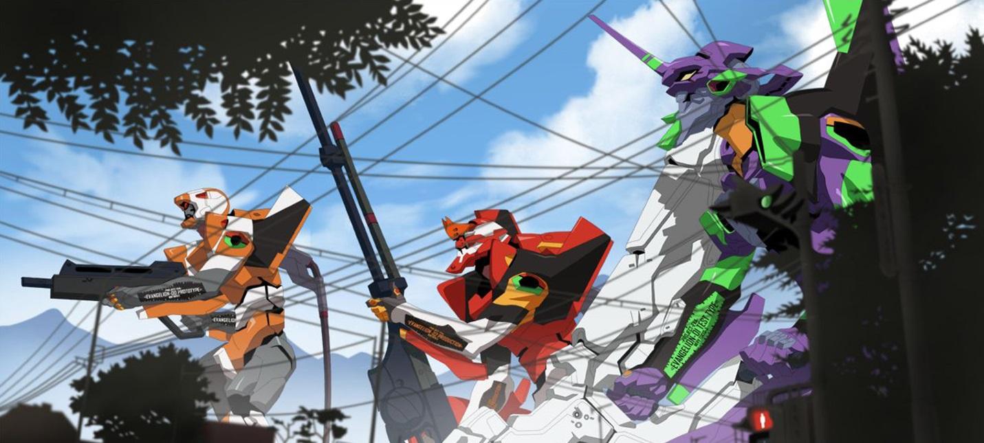 Evangelion 3.0+1.0 выйдет в 2020 году