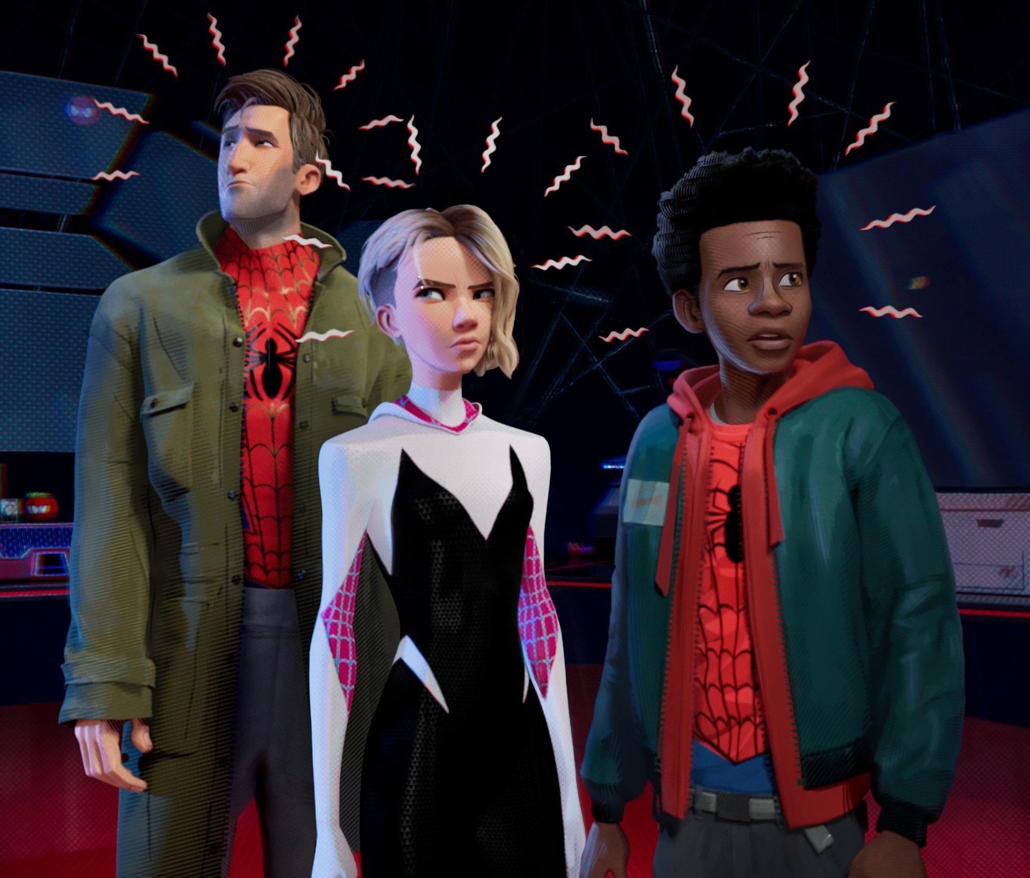 """Свин-паук появится в мультфильме """"Человек-паук: Через ..."""