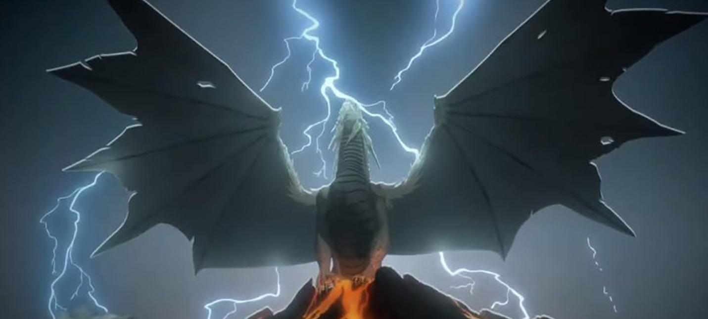 SDCC 2018: Дебютный тизер The Dragon Prince — нового мультсериала от создателя «Аватар: Легенда об Аанге»