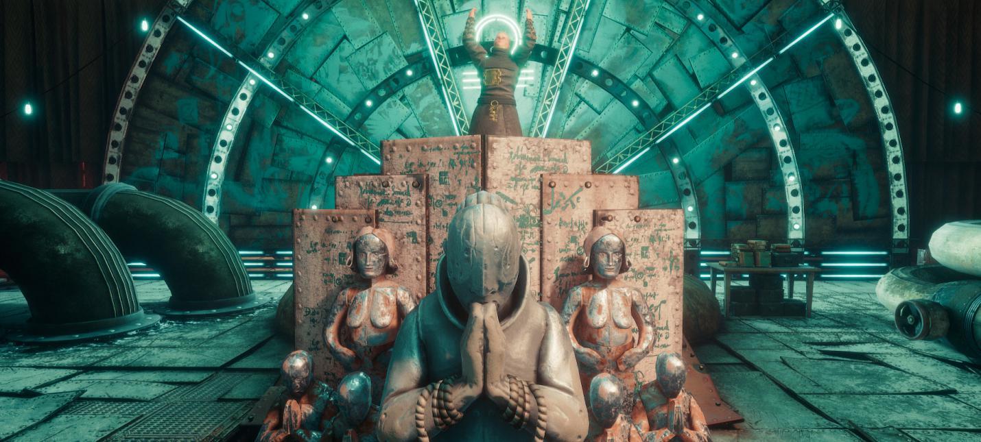 Ролевая адвенчура Insomnia: The Ark выйдет на PS4