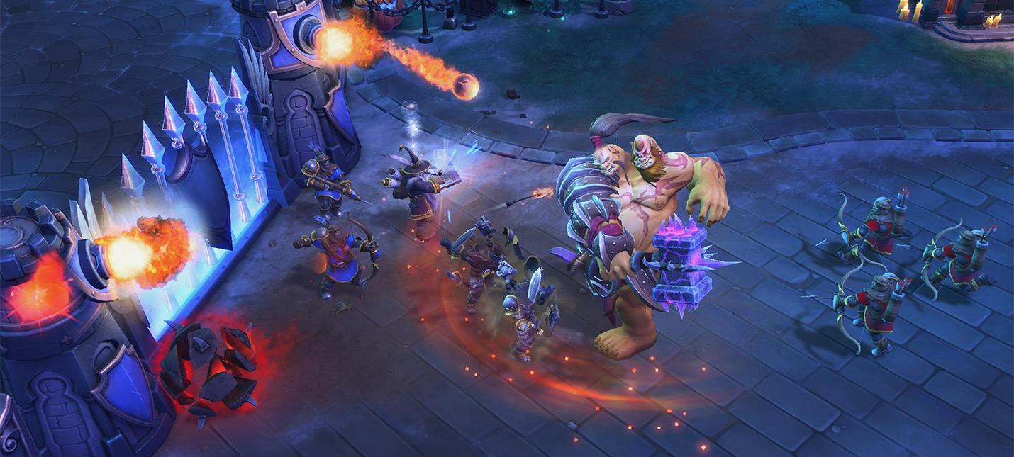 Рубилово на Альтераке — лучшие моменты турнира Heroes of the Storm
