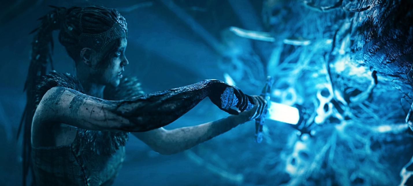 PS4-версия Hellblade: Senua's Sacrifice теперь поддерживает HDR