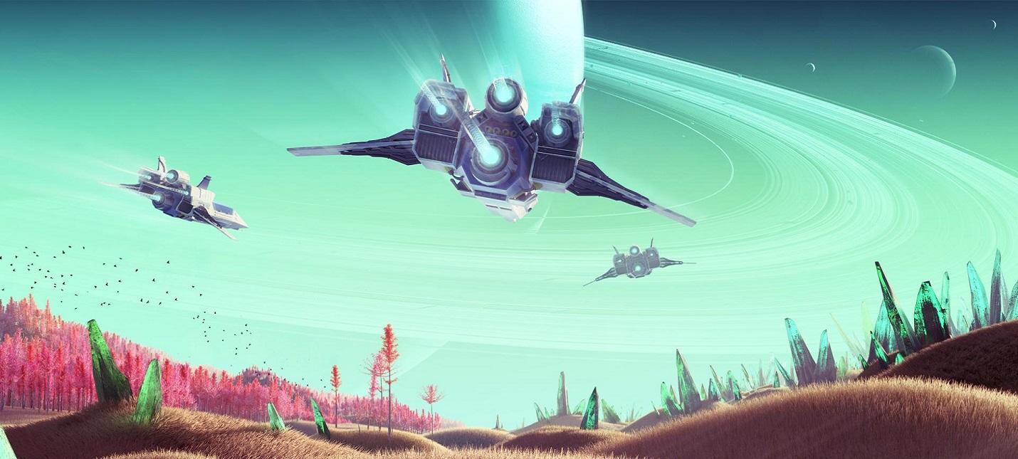 После обновления Next для No Man's Sky в игру вернулось много геймеров