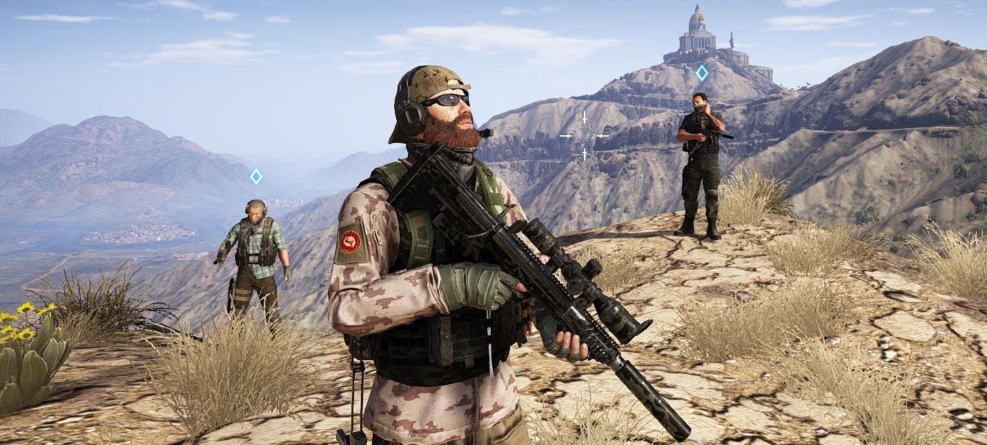 В Ghost Recon Wildlands нашли отсылку к отмененной Rainbow Six Patriots