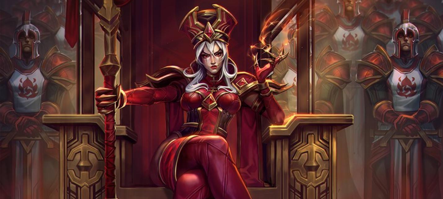 Новой героиней Heroes of the Storm стала инквизитор Алого ордена