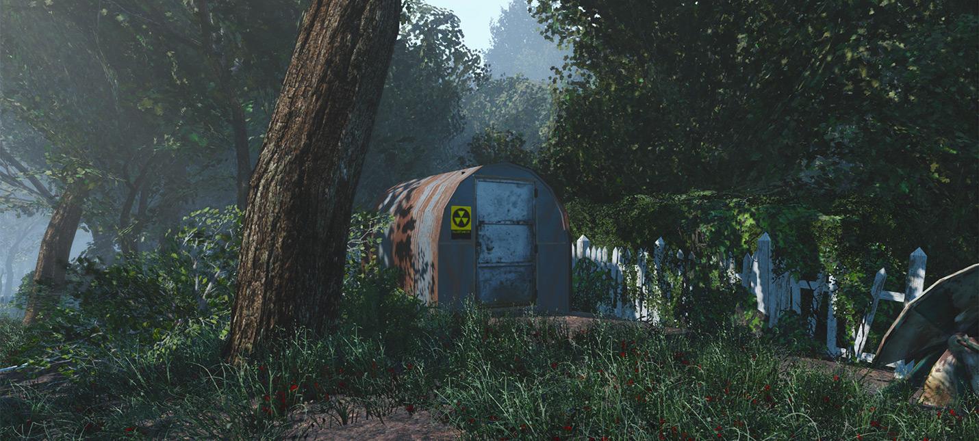 """Мод Fallout 4 добавляет бункер из фильма """"Кловерфилд, 10"""""""