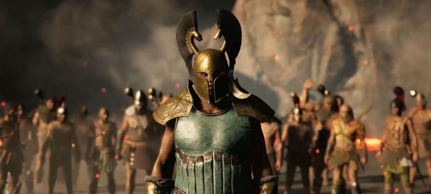 Система решений Assassin's Creed Odyssey будет иметь длительные последствия