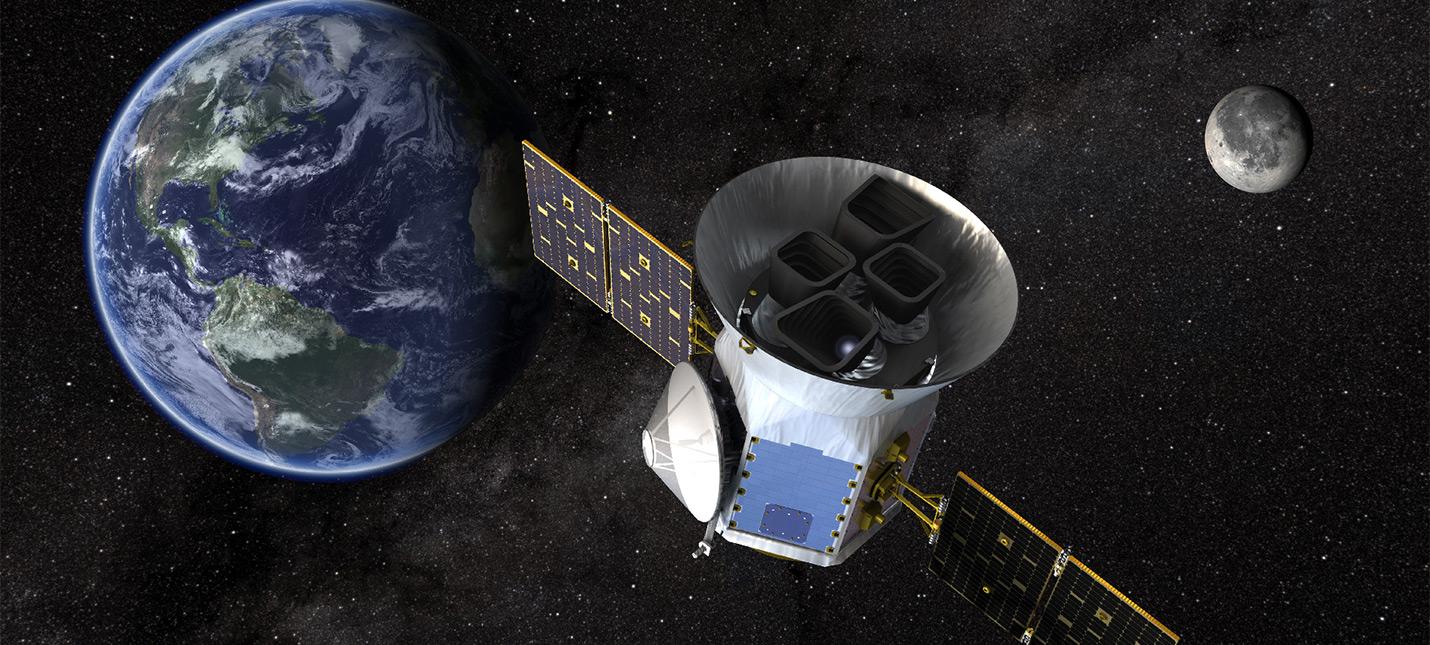 Новый охотник за планетами NASA приступил к работе