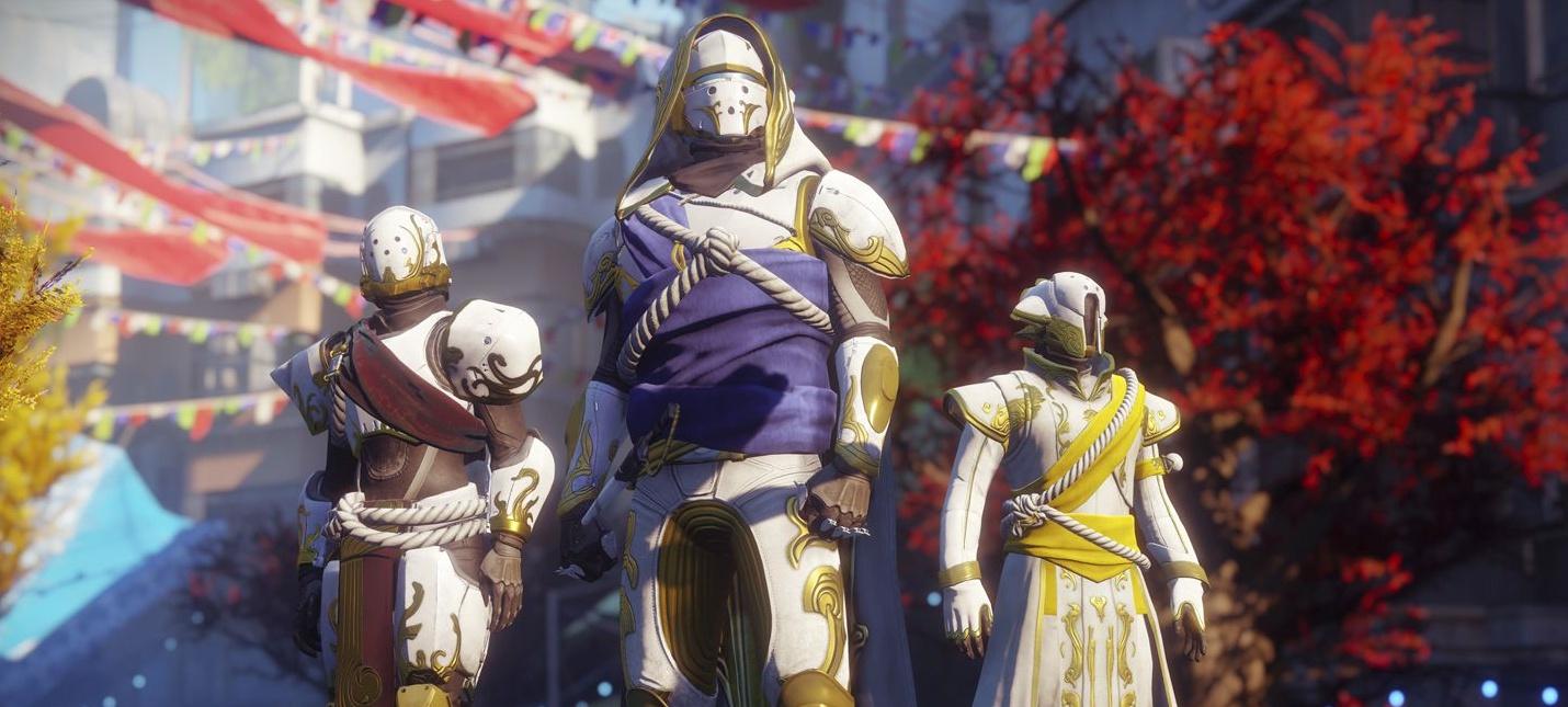 Трейлер и скриншоты ивента Solstice of Heroes в Destiny 2