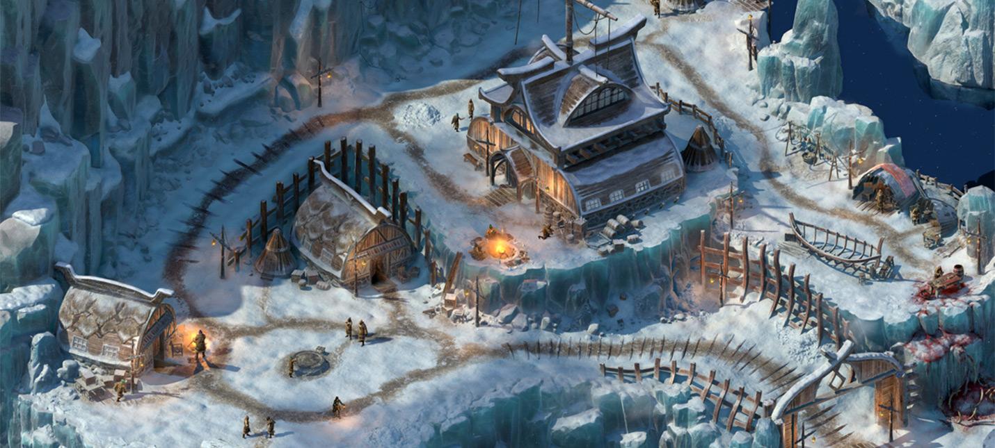 Релизный трейлер дополнения Pillars of Eternity II: Deadfire — Beast of Winter