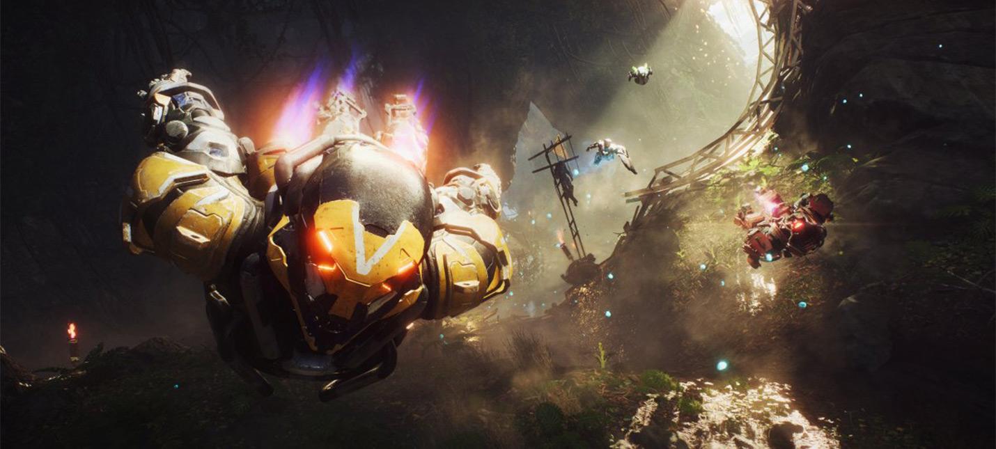 Креативный директор Anthem подтвердил размеры карты игры