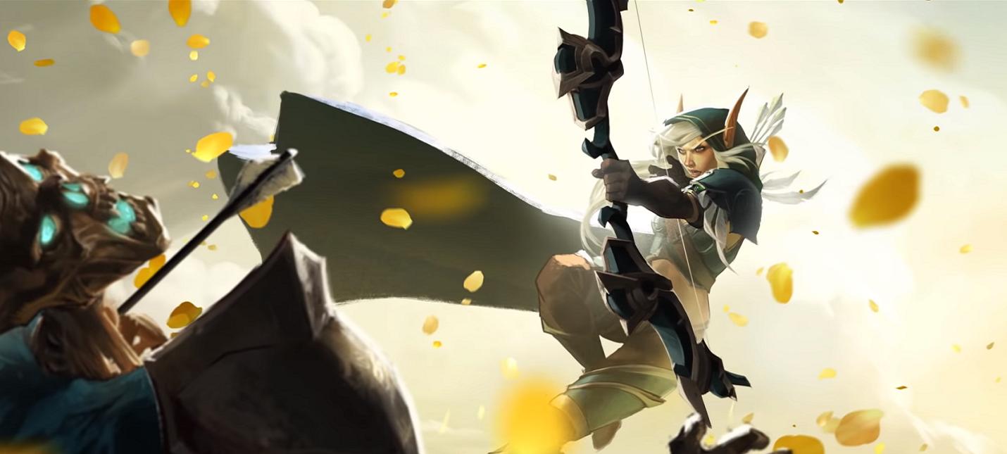 """Второй синематик Blizzard из серии """"Лики войны"""" посвящён Сильване"""