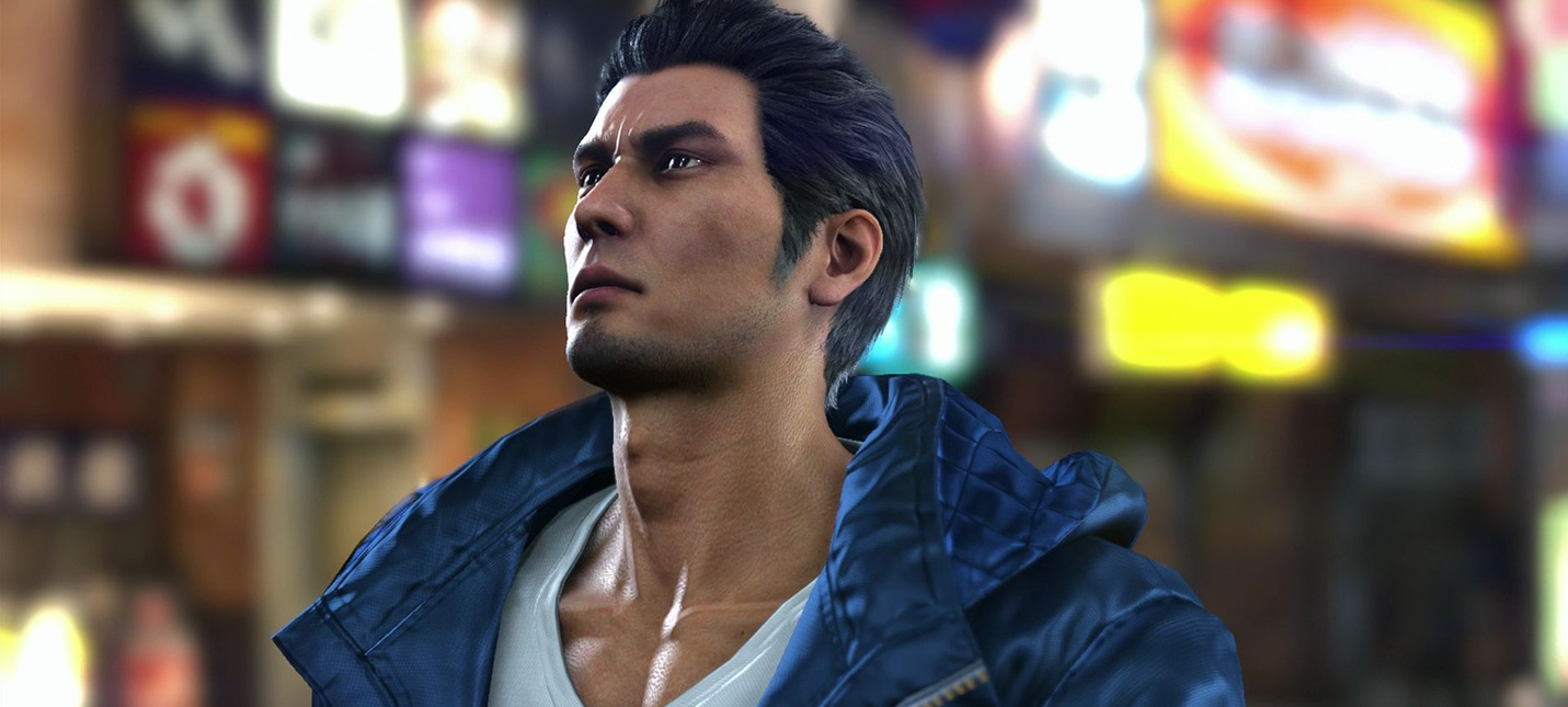 Новый геймплей ремастера Yakuza 3