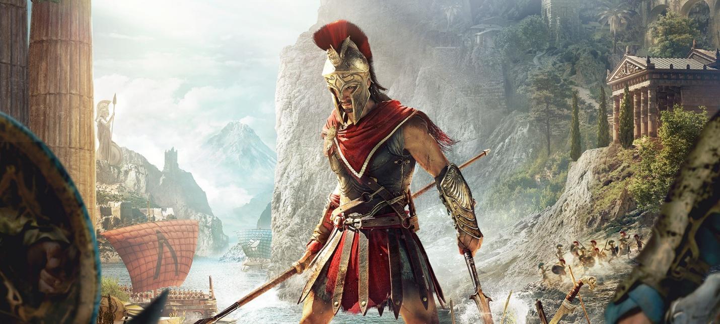 5 минут геймплея Assassin's Creed Odyssey