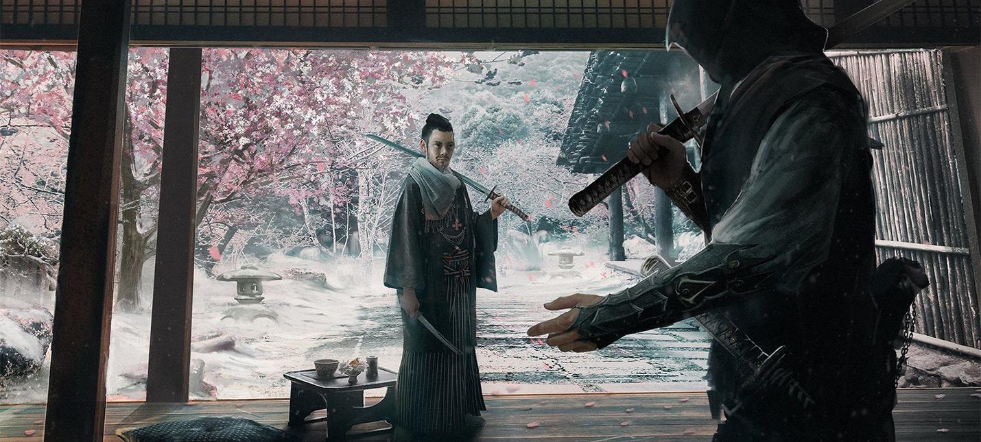 В синематике Assassin's Creed 3 нашли символы Origins, Odyssey и Японии