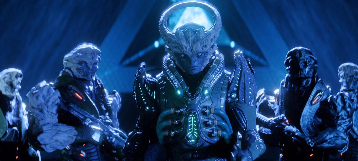 BioWare слышит просьбы геймеров о Mass Effect и Dragon Age — работает над секретными проектами