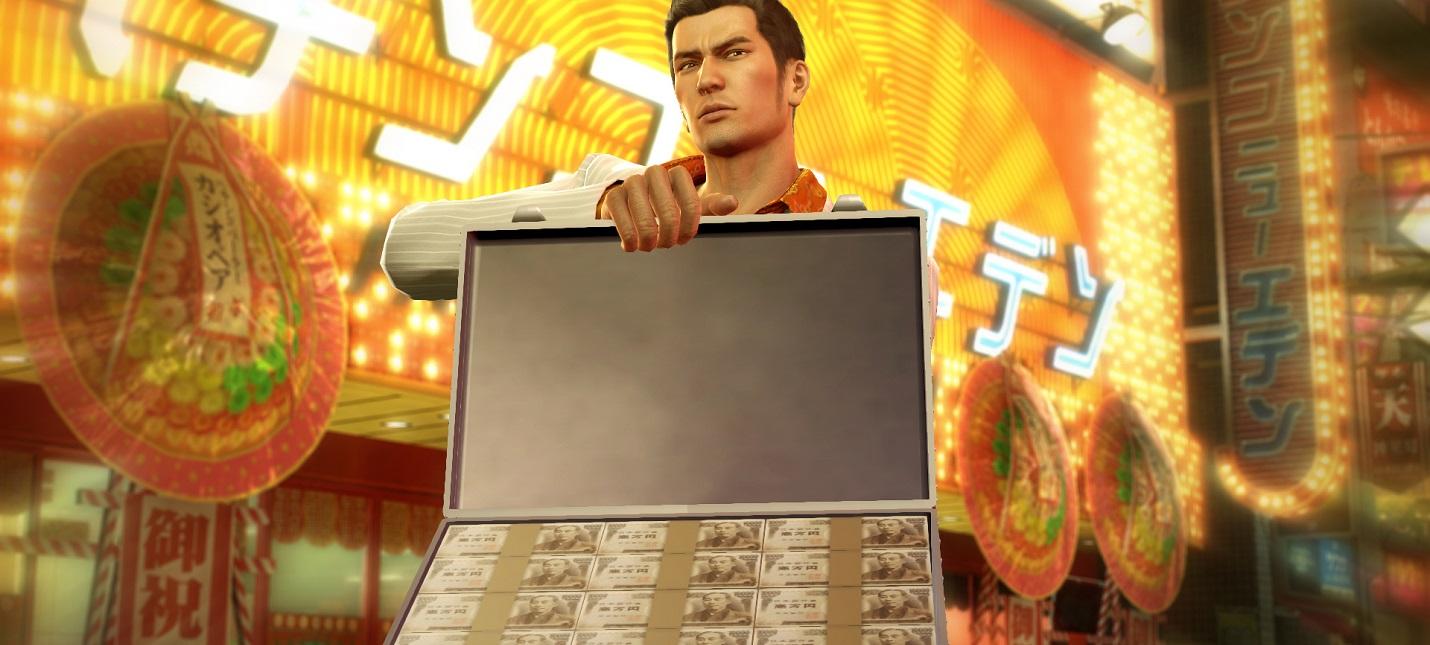 Последний финансовый отчет Sega показывает резкий спад продаж