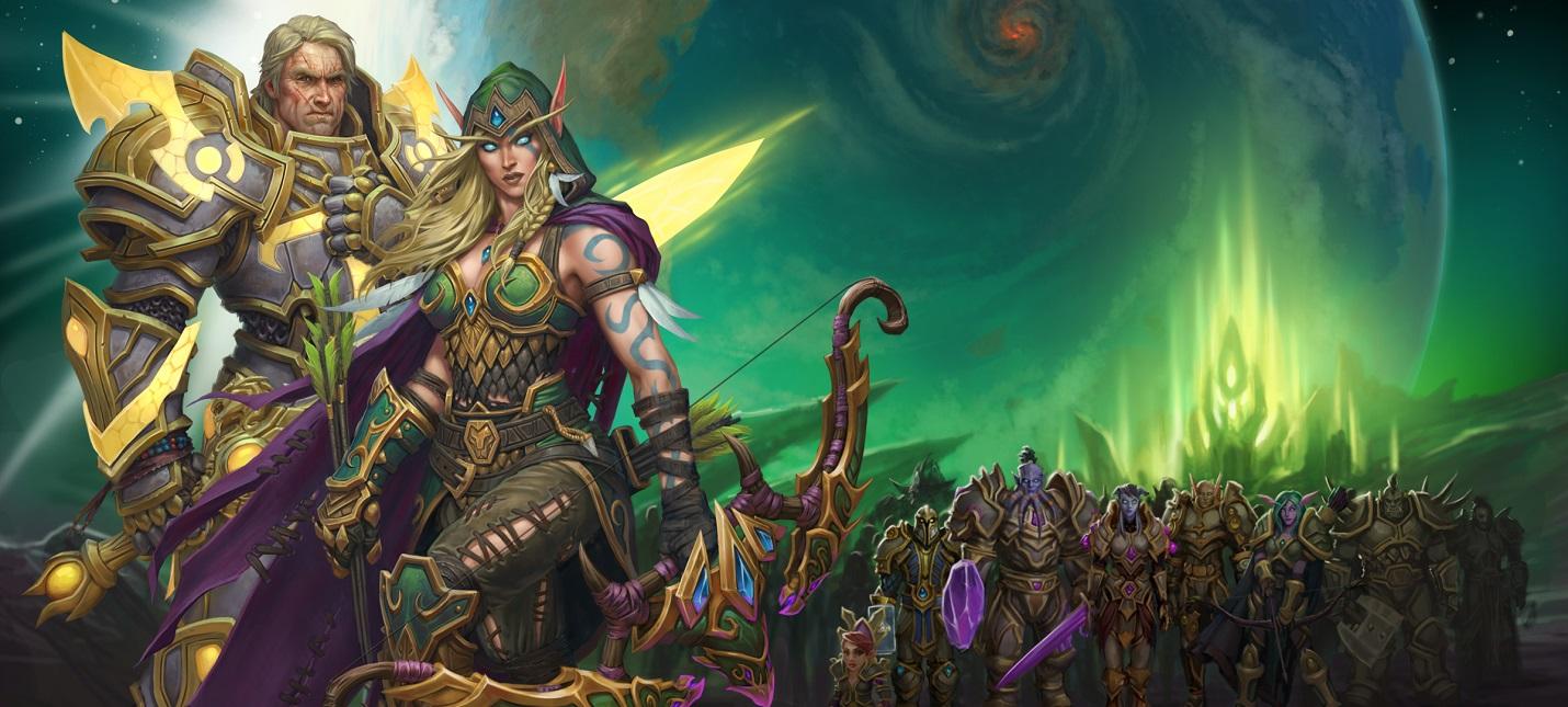 Пять тысяч дней World of Warcraft