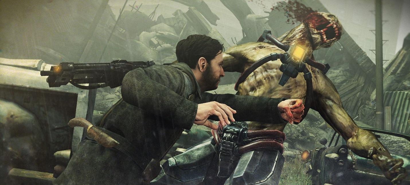 У Insomniac Games нет планов на создание ещё одной игры серии  Resistance