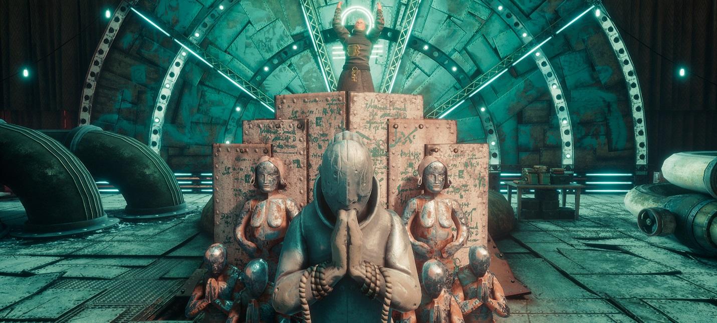 Обзорный трейлер Insomnia: The Ark — российской приключенческой RPG