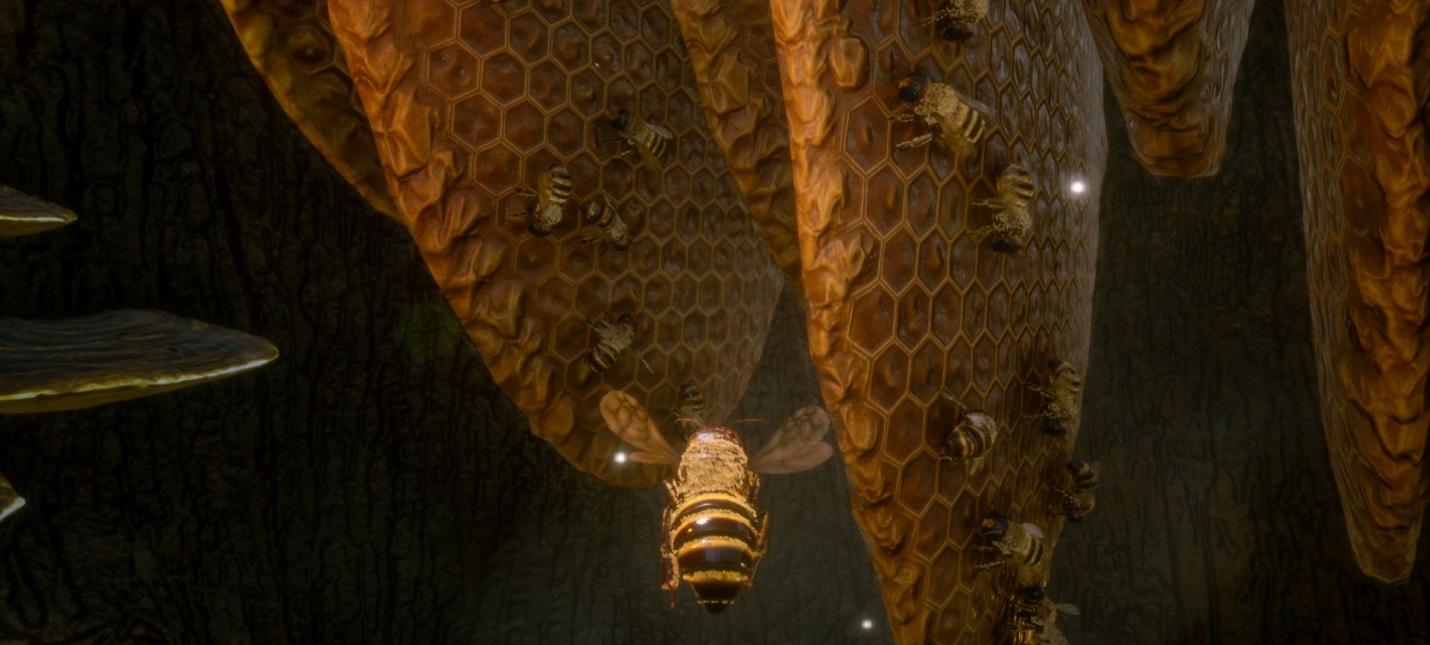 Собирайте пыльцу и защищайте улей в симуляторе пчелы Bee Simulator