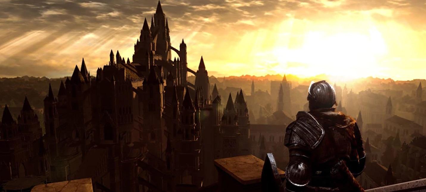 Моддер превратил Dark Souls в светлую и приветливую игру