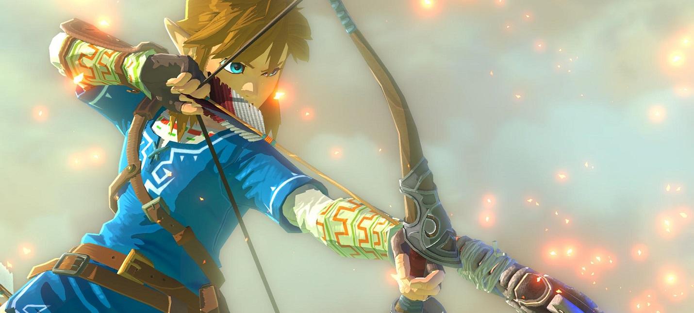 Breath Of The Wild добавлена в хронологию серии Zelda, но есть нюанс