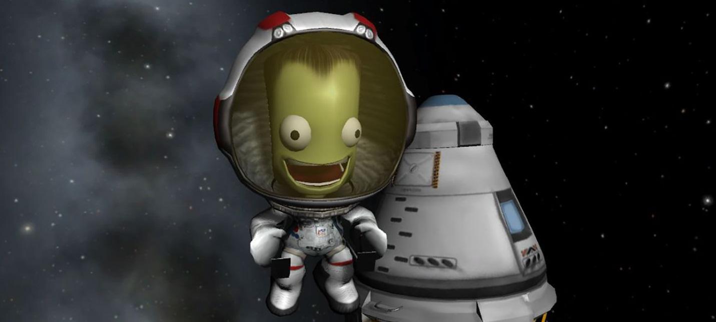 Часть разработчиков Kerbal Space Program ушла из Valve