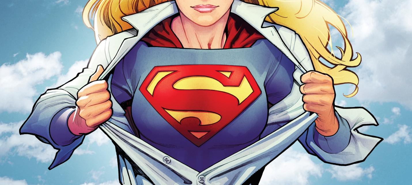 Warner Bros. начала работу над фильмом про Супергерл