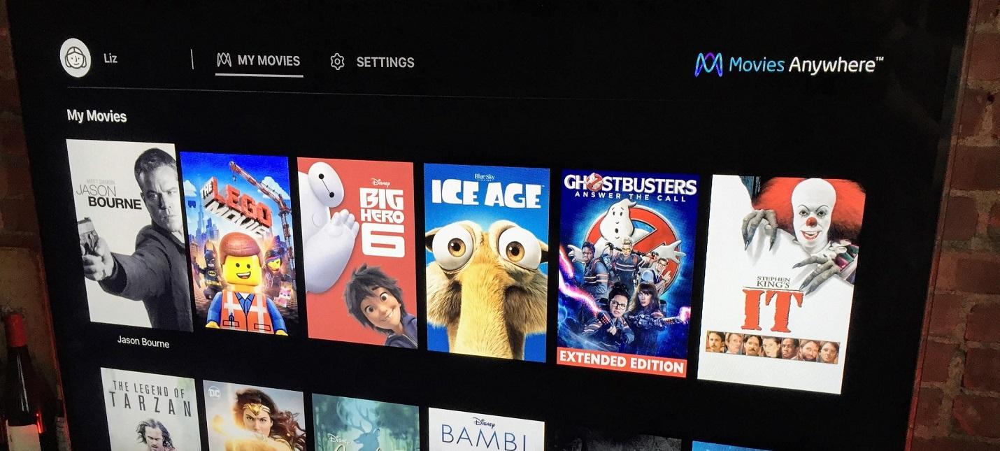 Microsoft присоединилась к сервису Movies Anywhere от Disney