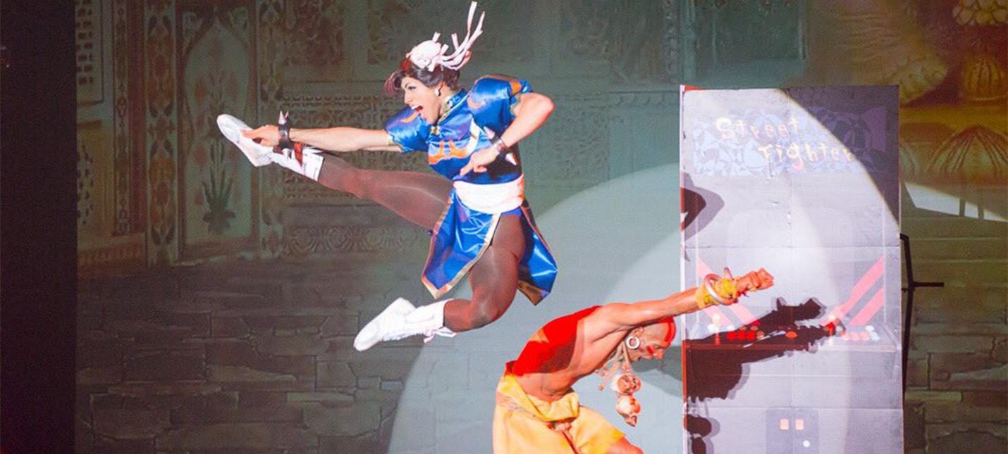 Мексиканская команда победила на саммите косплееров с выступлением Street Fighter II