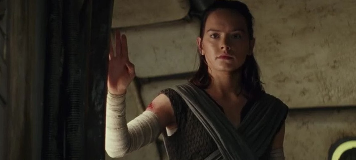 Star Wars: Новая фанатская теория о родителях Рэй