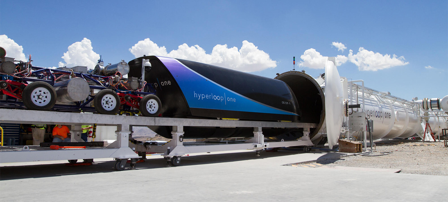 Virgin Hyperloop One построит исследовательский центр за 500 миллионов долларов в испанской деревне