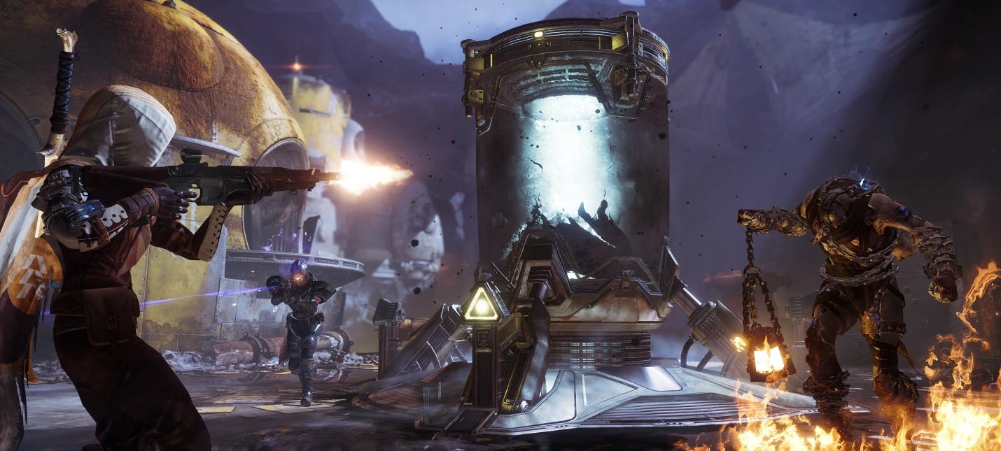 Новый трейлер Destiny 2: Forsaken посвящен Городу Грез