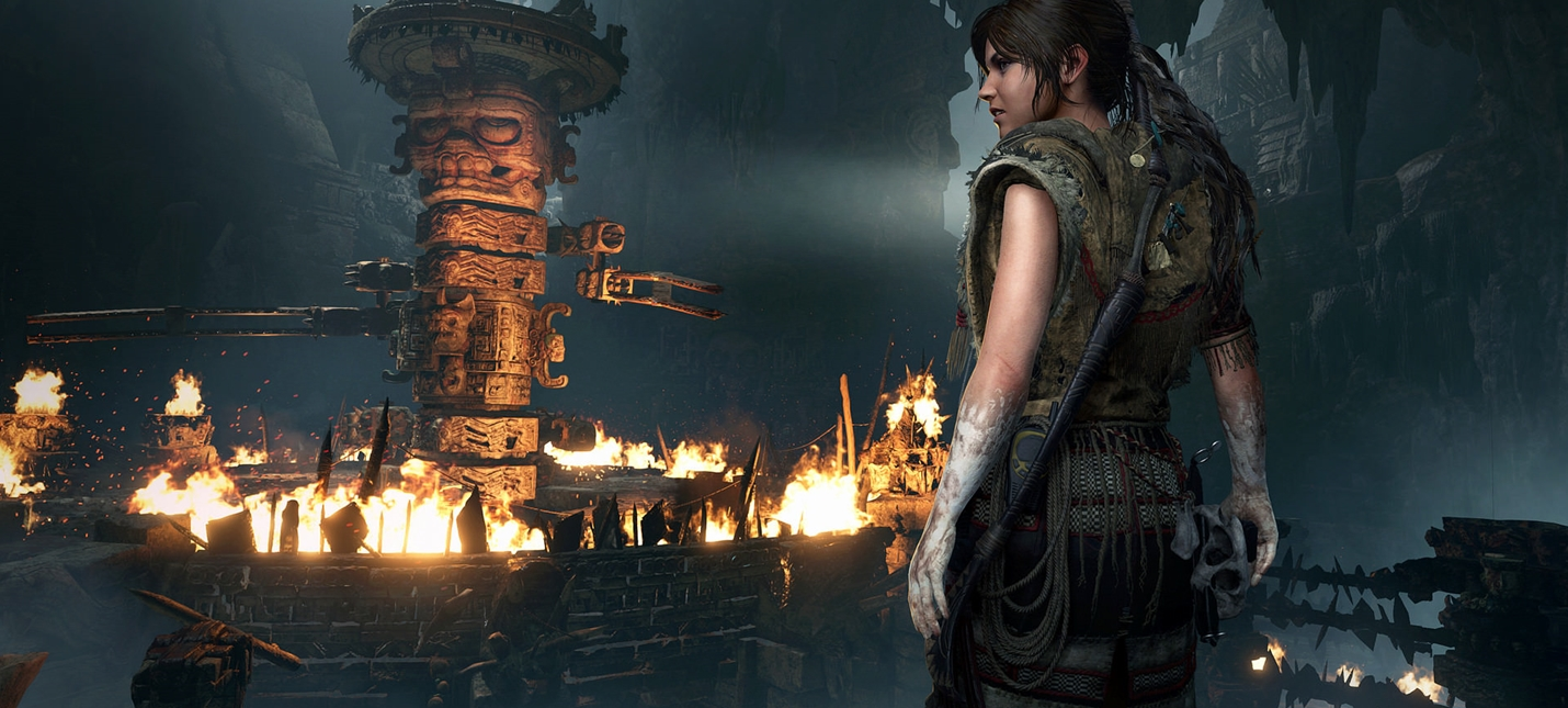 Сложный режим Shadow of the Tomb Raider поставит Лару в трудное положение
