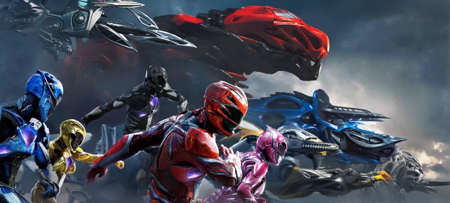 """Hasbro снимет вторую часть """"Могучих Рейнджеров"""""""