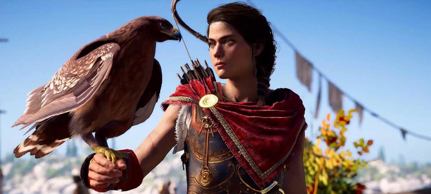 Двенадцать минут геймплея Assassin's Creed Odyssey