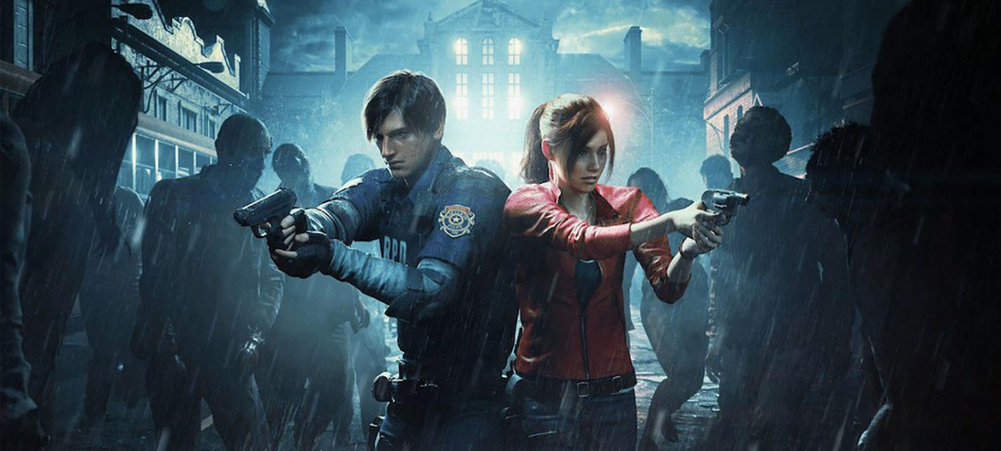 Новые детали и арты ремейка Resident Evil 2