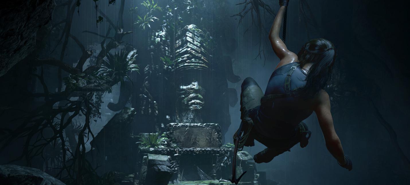 Новый тизер Shadow of the Tomb Raider посвящен выживанию под водой