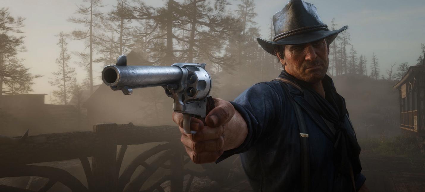 95 скриншотов Red Dead Redemption 2 из первого геймплейного видео