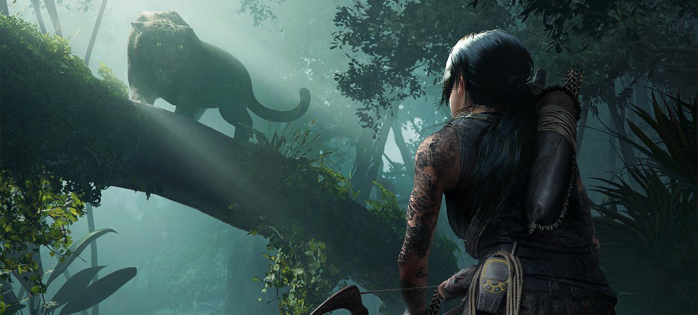 12 минут геймплея и новые скриншоты Shadow of the Tomb Raider