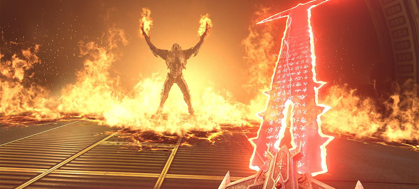 Первые скриншоты Doom Eternal