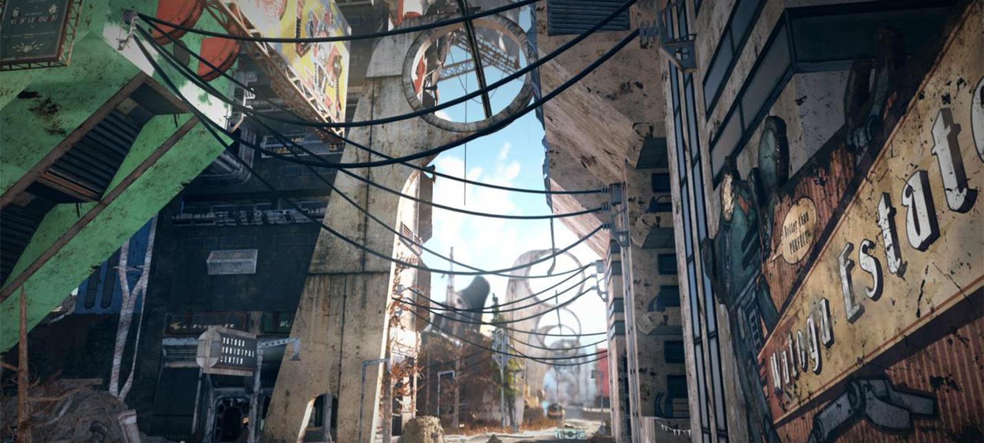 Fallout 76 делает PvP троллей частью игры