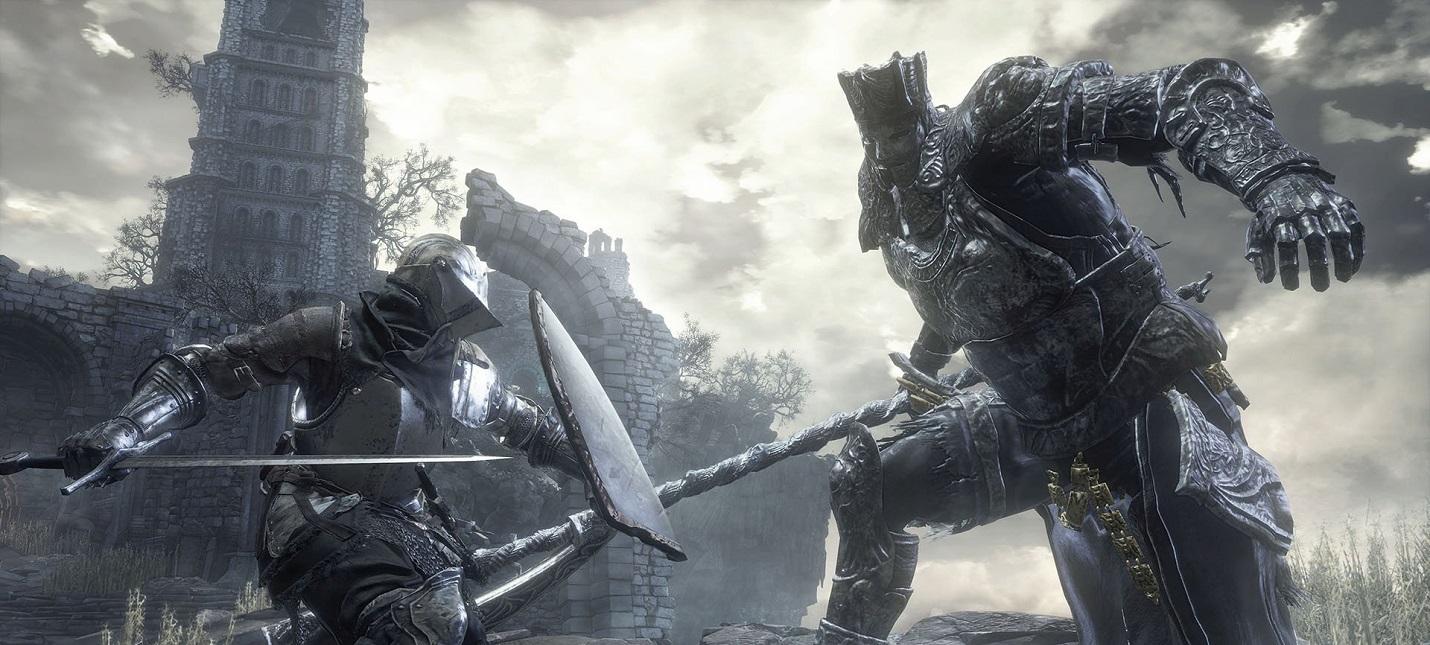 Этот мод на Dark Souls 3 позволит сыграть за игровых боссов
