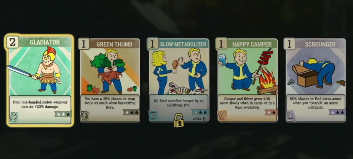 Карты Fallout 76 нельзя купить за реальные деньги