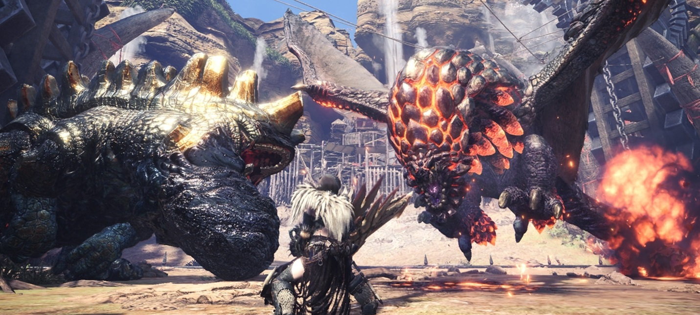 Продажи PC-версии Monster Hunter: World превысили 2 миллиона копий