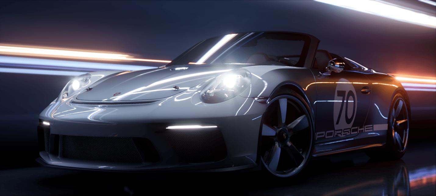 Epic Games продемонстрировала прогресс в области трассировки лучей