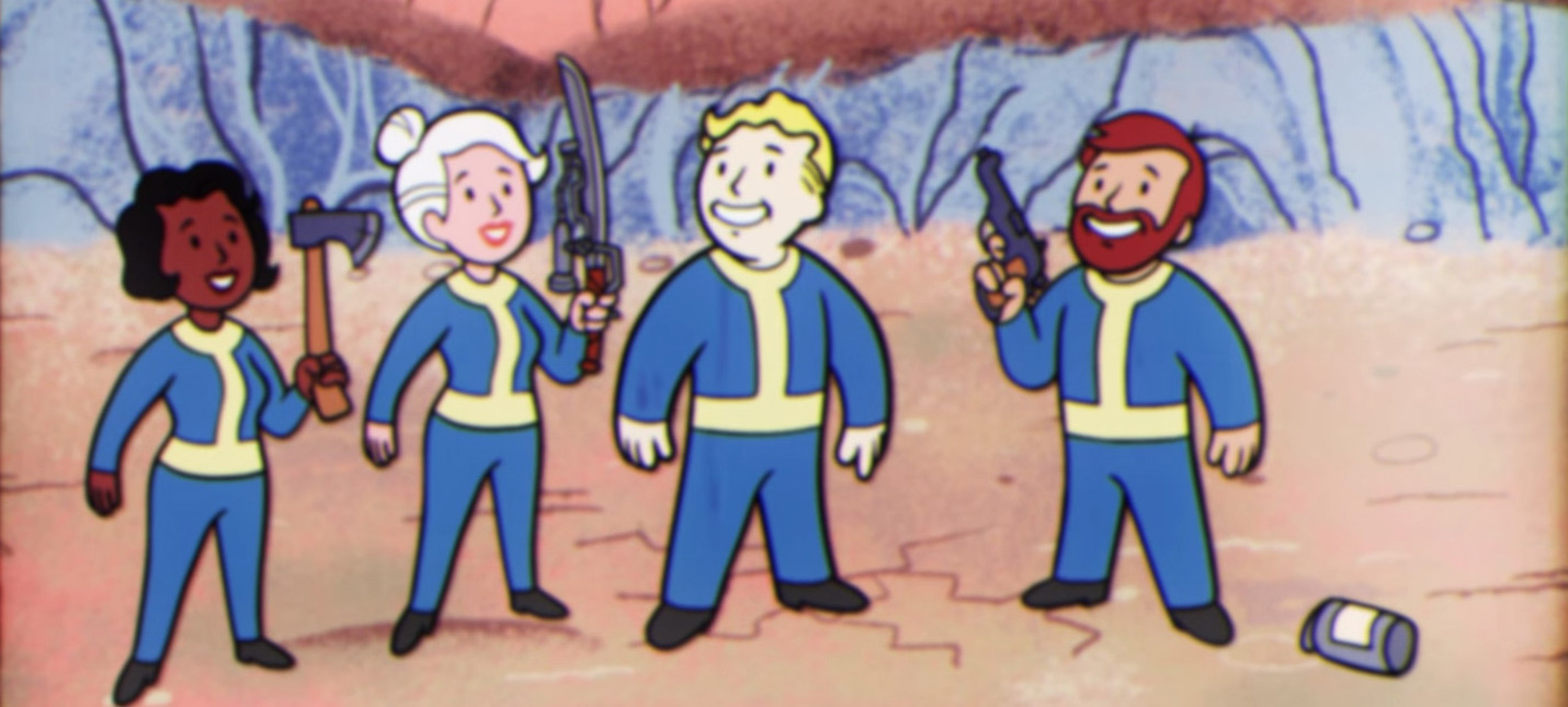 Fallout 76 не поддерживает кроссплатформенную игру