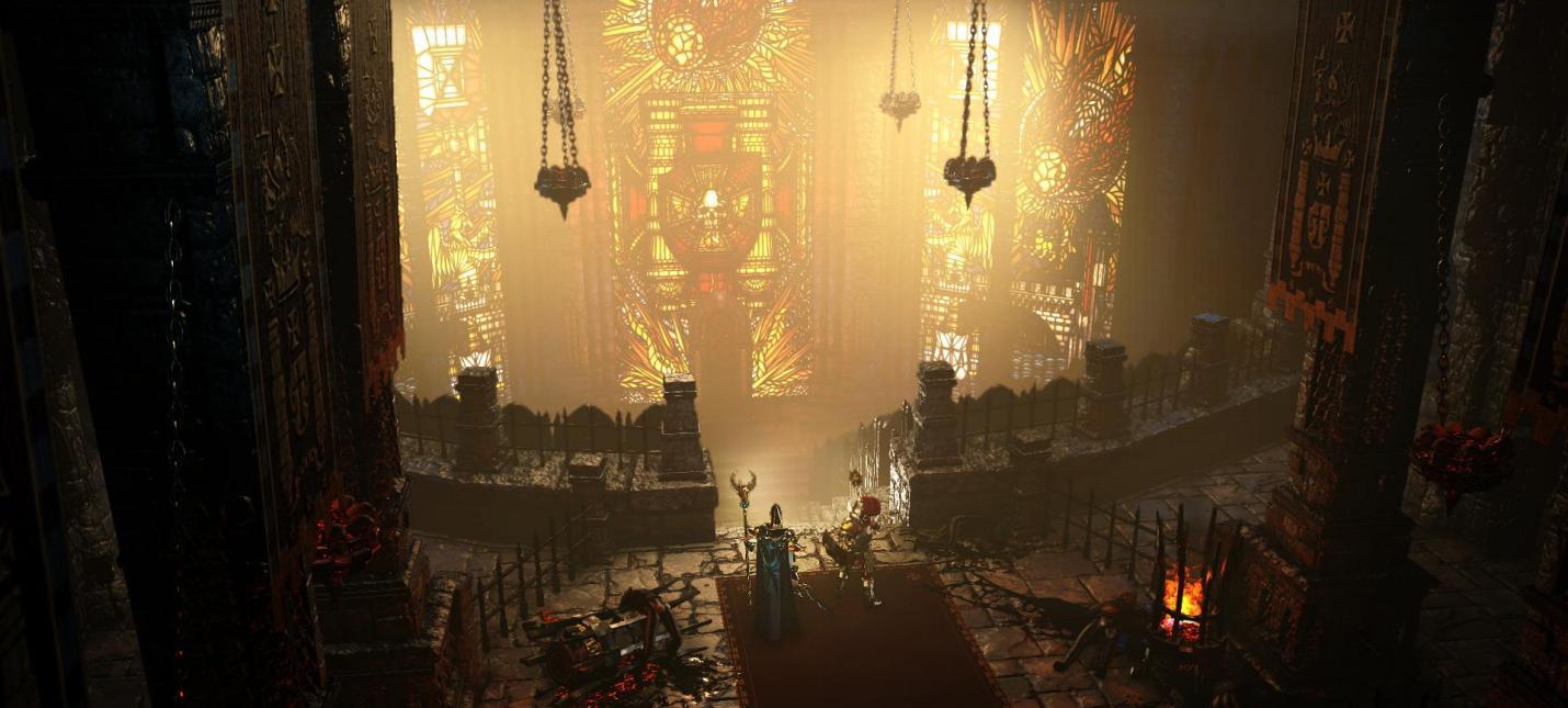 Несколько новых скриншотов Warhammer: Chaosbane